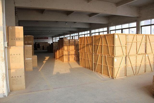 倉庫業者のトランクルーム